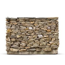 Donica ogrodowa zewnętrzna z kamienia naturalnego
